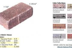 EP Henry Coventry Brick Stone MD