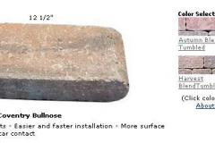 EP Henry Coventry Bullnose Pavers MD