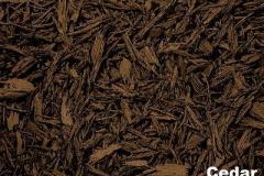 Cedar Rubber Mulch Delivery Maryland