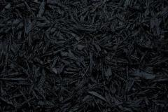 Classic Black Rubber Mulch Delivery Maryland
