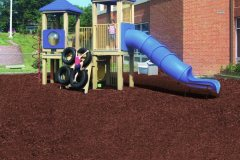 Playground using Rubber Mulch in MD